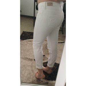 Weiße Mango Jeanshose!