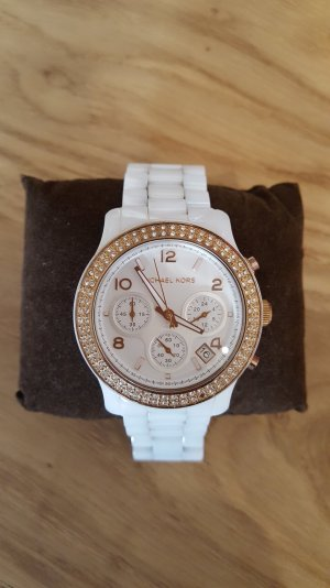 Michael Kors Watch white