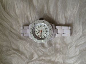 Weiße Mini Ice Watch Uhr