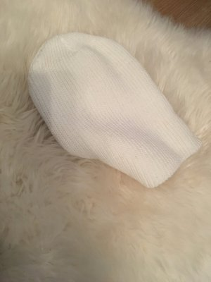 Gorra blanco