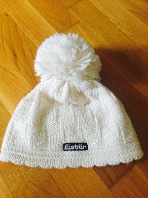 Weiße Mütze von Eisbär