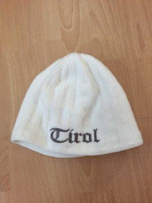 Weiße Mütze von norton