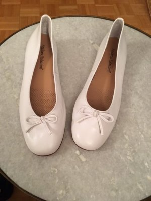 Andrea Sabatini Ballerina wit Leer