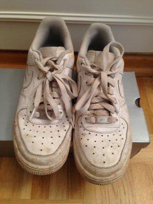 Weiße Nike Air Force 1