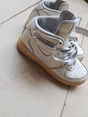 weiße Nike Air Force