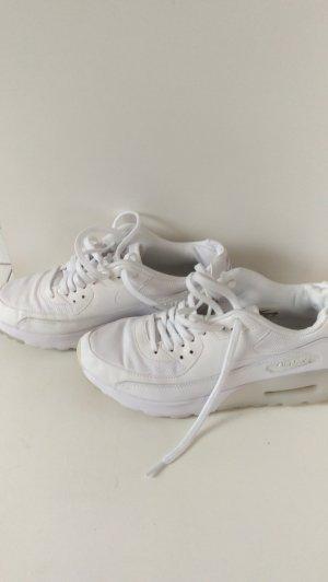 Weiße Nike Air Max Gr. 36,5