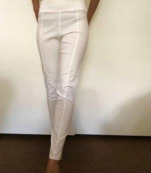 Weiße oder schwarze stretchhose