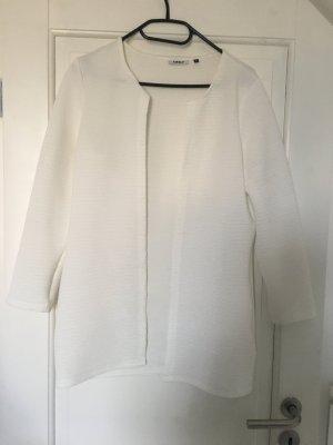 weiße only Jacke auch für innen