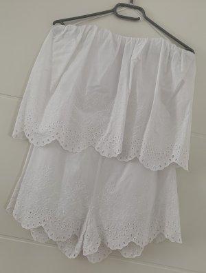 H&M Beach Dress white