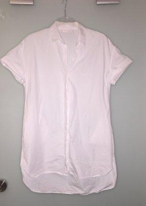Zara Trafaluc Blouse oversized blanc