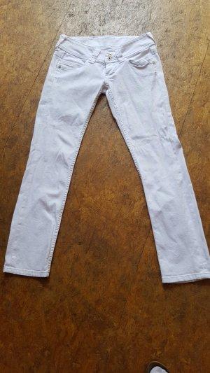 Weiße Pepe Jeans