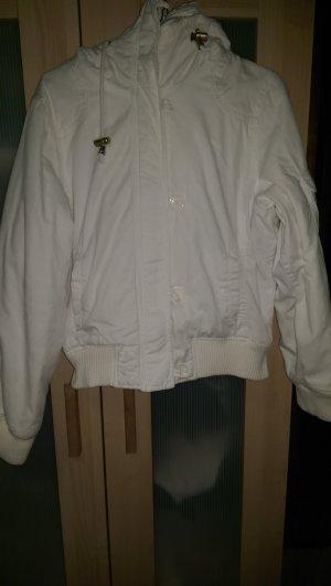 Weiße pimkie Jacke gr L