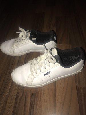 Weiße Puma Schuhe Größe 37