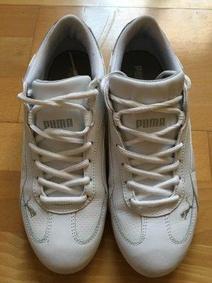 Weiße Puma Sneaker!!!!