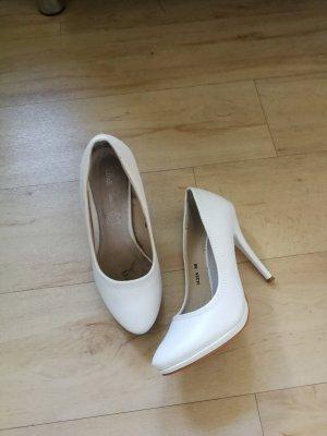 Belle Women High Heels white