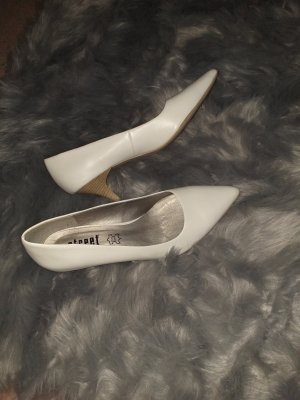 Street Super Shoes Décolleté a punta bianco