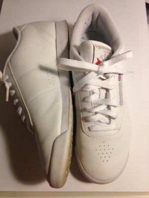Weiße Reebok Sneaker Gr 39