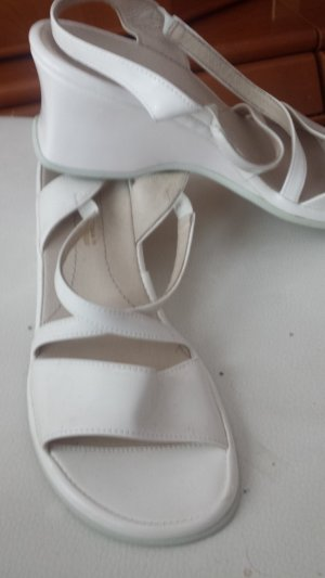 Weiße Sandalen gr. 39