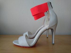 Weiße Sandalette -NEU