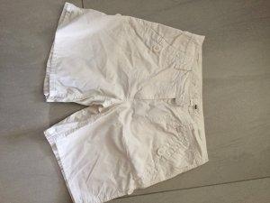 weiße Shorts H&M