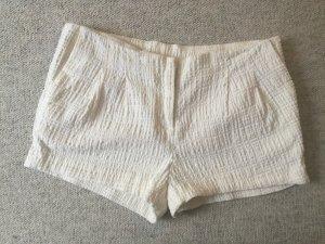 Weiße Shorts H&M Conscious Gr. 40