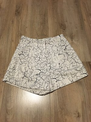 Cameo Short wit-zwart