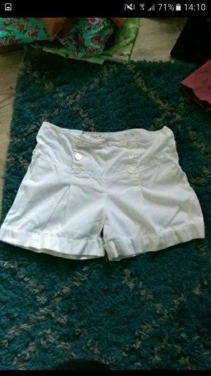 weiße shorts von Benetton
