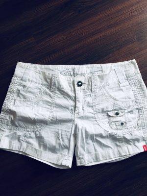 Weiße Shorts von edc Größe 40