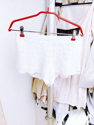 Weiße Shorts von H&M