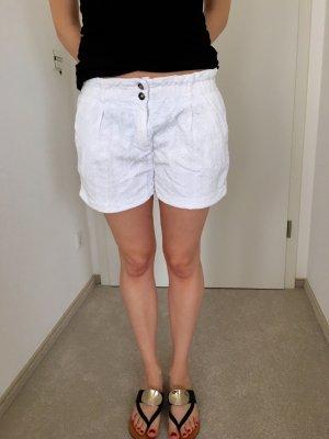 Weiße Shorts, Zara, S