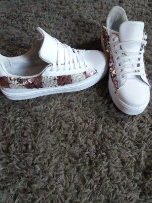 Weiße Sneaker Größe 40