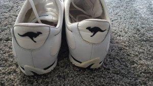 Weiße Sneaker Kangaroos