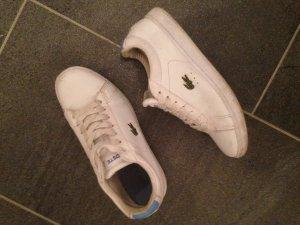 weiße Sneaker - Lacoste