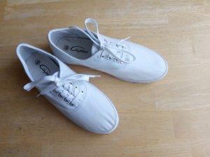 Weiße Sneaker von City Walk Gr. 40