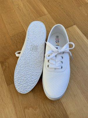 Weiße Sneaker von Esprit