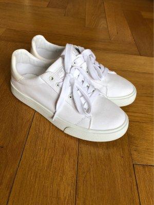 Weiße Sneaker von Esprit Gr. 38