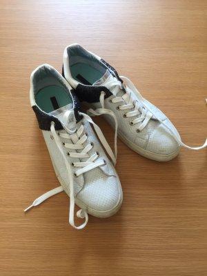 Weisse Sneaker von Replay in Größe 41