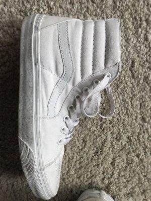 Weiße Sneaker von Vans