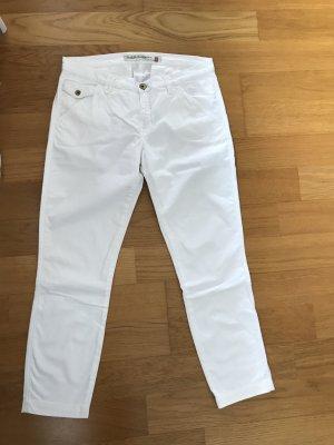 Weiße Sommer Hose