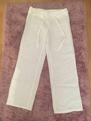 Weiße Sommer Hosen