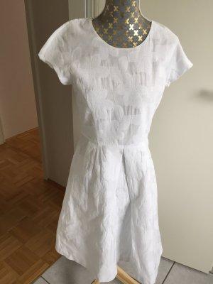 Weisse Sommerkleid von Max Mara