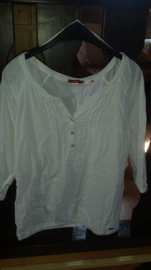 Weiße sommerliche Bluse von EDC