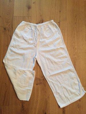 Weisse Sommerliche Hose