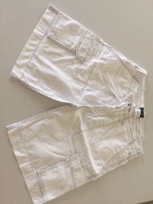 Armani Jeans Short wit Katoen