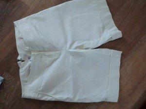 Weiße Sommershorts H&M