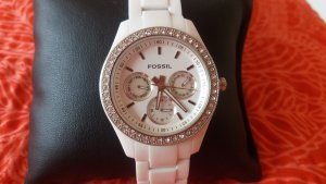 Fossil Watch white