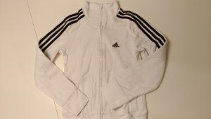 Weiße Sport-Jacke von Adidas