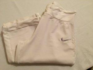 Weisse sportliche  Nike Hose...
