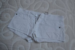 Stefanel Hot pants bianco