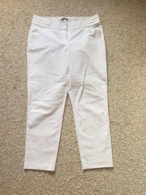 Weiße Stoffhose von Orsay